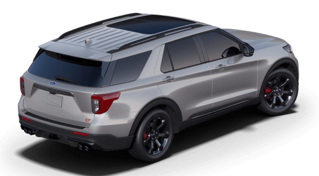 New 2020 Ford Explorer For Sale at Frontier Ford Inc  | VIN